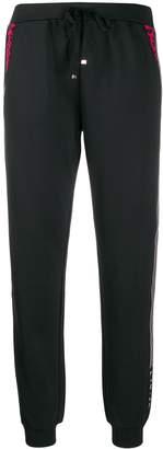 Liu Jo side stripe track pants