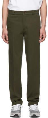 Dickies Construct Khaki Straight Slim Pants