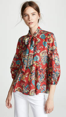 Shoshanna Kinsley Blouse