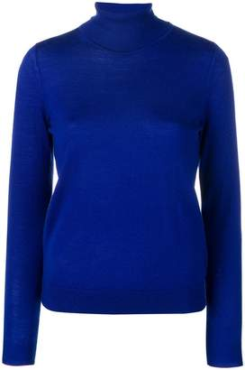 Paul Smith roll-neck fitted sweater