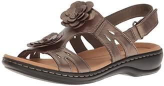 Clarks Women's Leisa Claytin Flat Sandal 5 M US