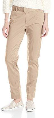 Dockers Women's Essential Slim-Leg Classic Clean-Fit Pant $50 thestylecure.com