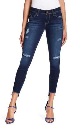 YMI Jeanswear Jeans WannaBettaButt Release Hi-Lo Skinny Denim