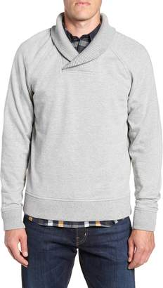 Nordstrom Shawl Collar Fleece Sweatshirt