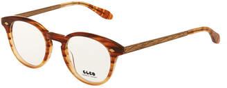 Garrett Leight Ashland 46 Round Acetate Optical Glasses