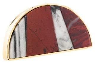 Kelly Wearstler Jasper & Marble Cocktail Ring