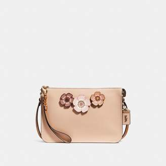 Coach Soho Crossbody With Tea Rose