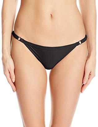 RVCA Women's Solid Bikini Bottom