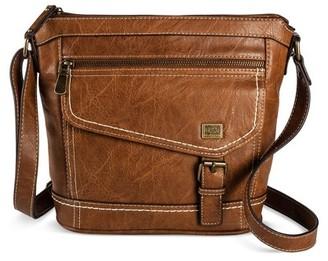 Bolo Women's Bolo Crossbody Handbag - Saddle Brown $34.99 thestylecure.com