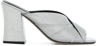 Sigerson Morrison open toe mules