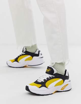 Puma Cell Viper trainers in white