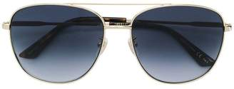 Gucci oversized frame sunglasses
