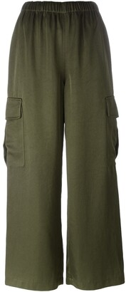 Comme des Garcons Pre-Owned cargo trousers