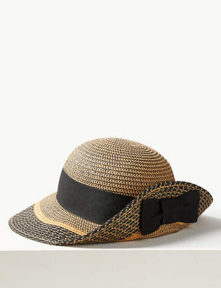 Marks and Spencer Contrast up Brim Sun Hat