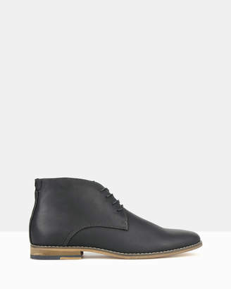 Zu Case 2 Leather Ankle Boots