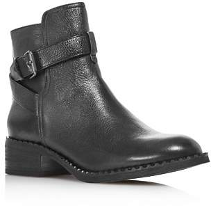 Kenneth Cole Gentle Souls by Gentle Souls Women's Best Leather Moto Booties - 100% Exclusive
