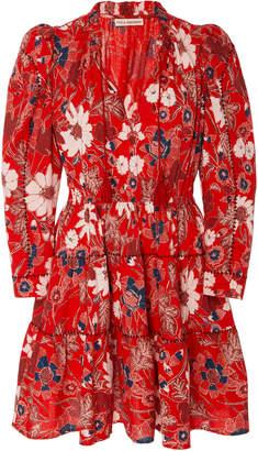 Ulla Johnson Liv Cotton Mini Dress