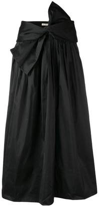 Ulla Johnson midi pleated skirt