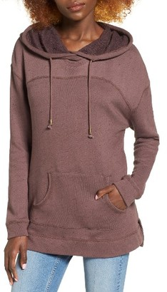 Women's O'Neill Silas Fleece Sweatshirt $56 thestylecure.com