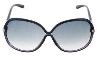 Tom Ford Islay Oversize Sunglasses w/ Tags