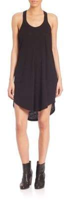 ATM Anthony Thomas Melillo Trapeze Tank Dress