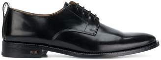 Ami Alexandre Mattiussi Derbies With Thick Leather Sole