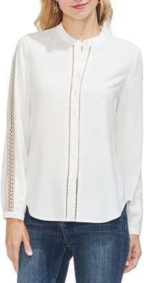 Vince Camuto French Crepe Shirt