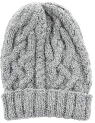 Eugenia Kim Alpaca Cable Knit Beanie