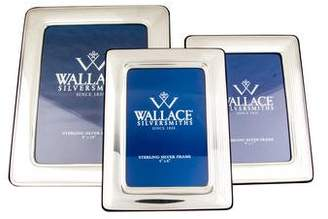 Wallace Sterling Silver Picture Frames