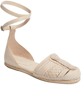 Antik Batik Klara Woven Leather Espadrille