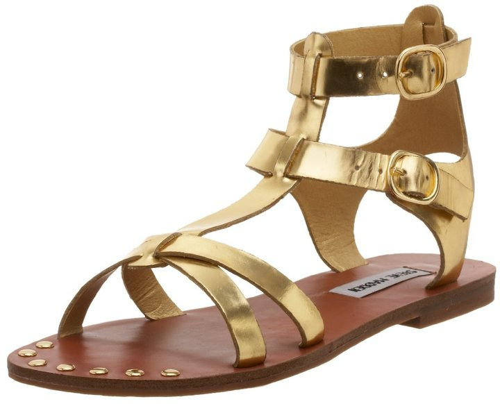 Steve Madden Women's Broose Gladiator Sandal