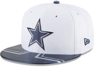 New Era Boys' Dallas Cowboys 2017 Draft 59FIFTY Cap