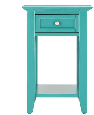 Three Posts Ellicott End Table With Storage