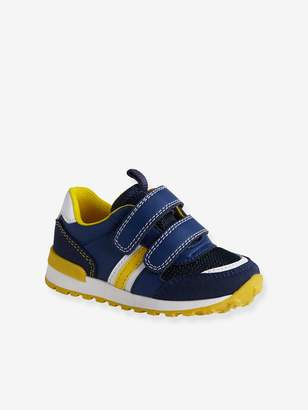 Vertbaudet Touch-Fastening Trainers for Baby Boys, Runner-Style
