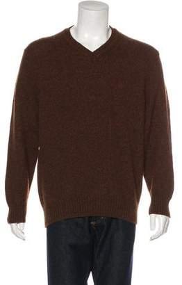 Valentino Jeans Virgin Wool Sweater