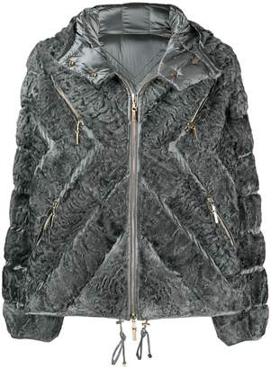 Liska full-zipped padded jacket