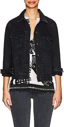 Derek Lam 10 Crosby Women's Toby Denim Trucker Jacket