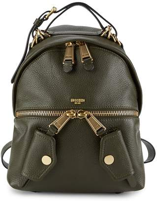Moschino Women's Leather Backpack