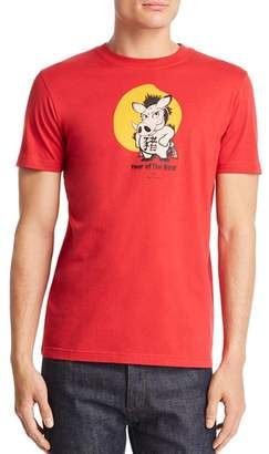 Paul Smith Year of The Boar Graphic Tee
