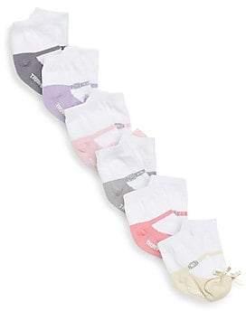 Trumpette Baby's Sydney Six-Pair Shoe Sock Set