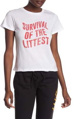 Sub Urban Riot Survival of the Littlest Tee