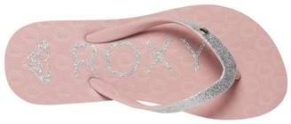 Roxy Viva Glitter Flip Flops
