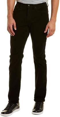 Joe's Jeans Jet Black Corduroy Slim Leg