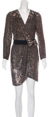 3.1 Phillip Lim Sequin Mini Dress