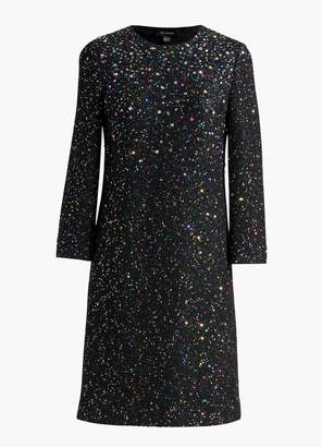 St. John Confetti Sequin Dress