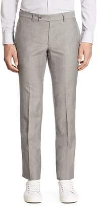 Saks Fifth Avenue MODERN Ford Wool & Linen Pants