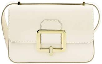 Bally Mini Bag Janelle Leather Bag With Maxi Metal Buckle