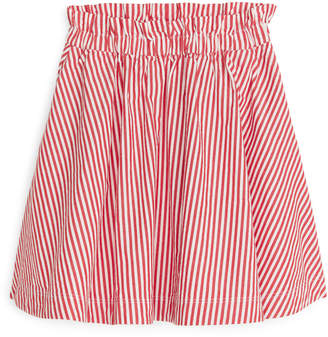 Arket Paperbag Skirt