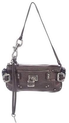 Chloé Metallic Shoulder Bag