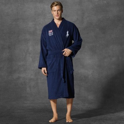 Polo Ralph Lauren Team USA Terry Robe
